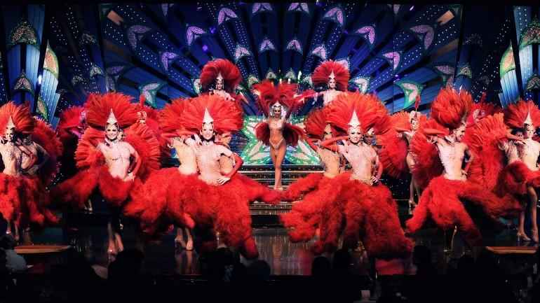 Dans les coulisses du Moulin Rouge