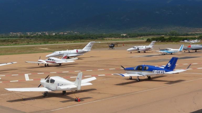Aéroport de Figari