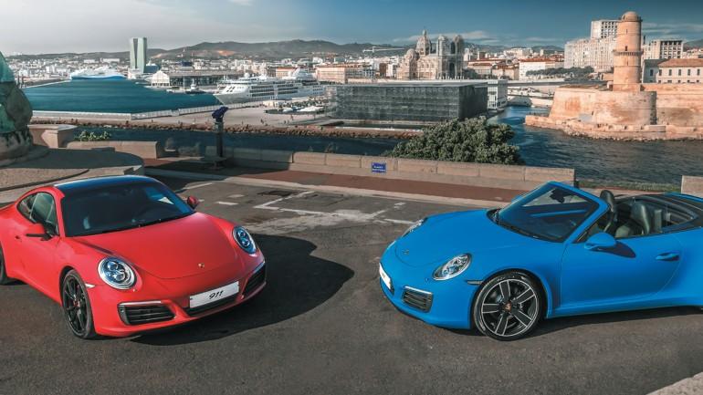 """<span class=""""entry-title-primary"""">Porsche</span> <span class=""""entry-subtitle"""">Marseille et Avignon</span>"""