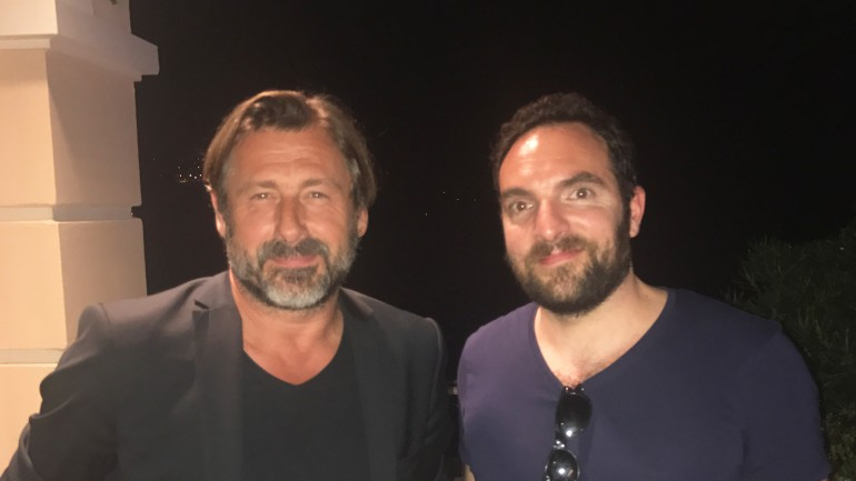 FITV J3 - Rencontre avec Bernard Yerles