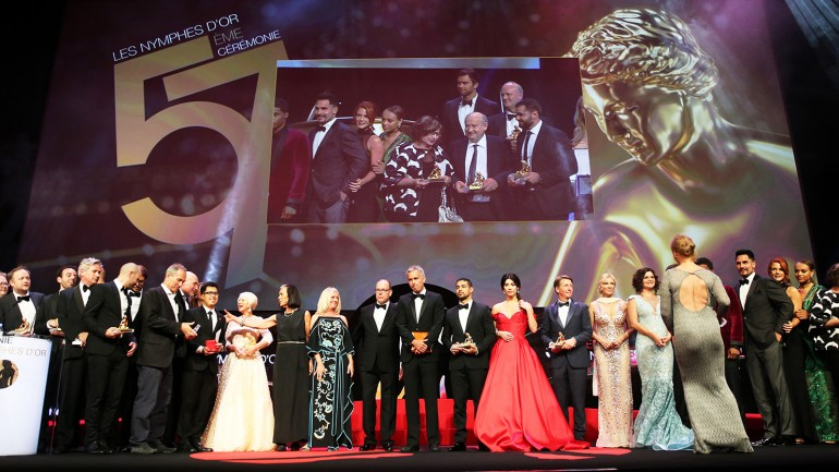 FITV - Clôture du 57e Festival de Télévision de Monte-Carlo
