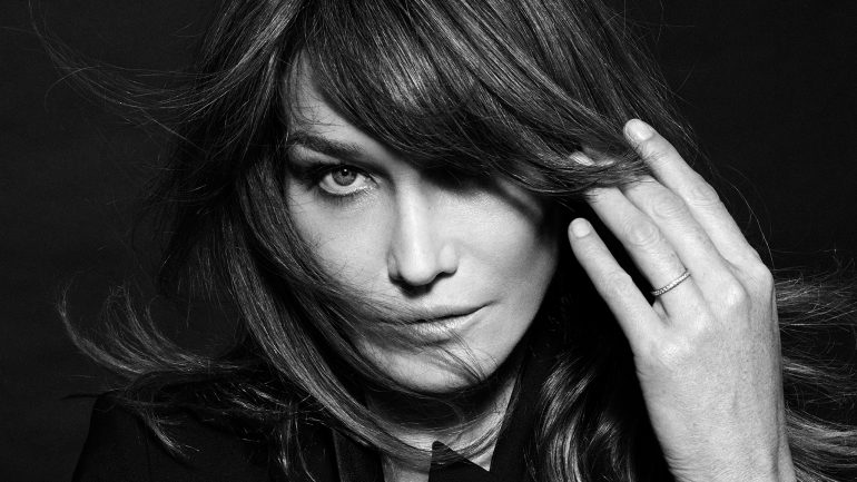 "<span class=""entry-title-primary"">Carla Bruni</span> <span class=""entry-subtitle"">La ""French Touch""</span>"